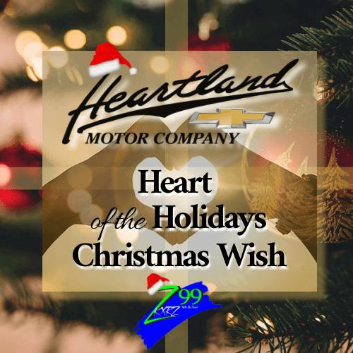 Heartland Motor Company's Heart of the Holidays Christmas Wish