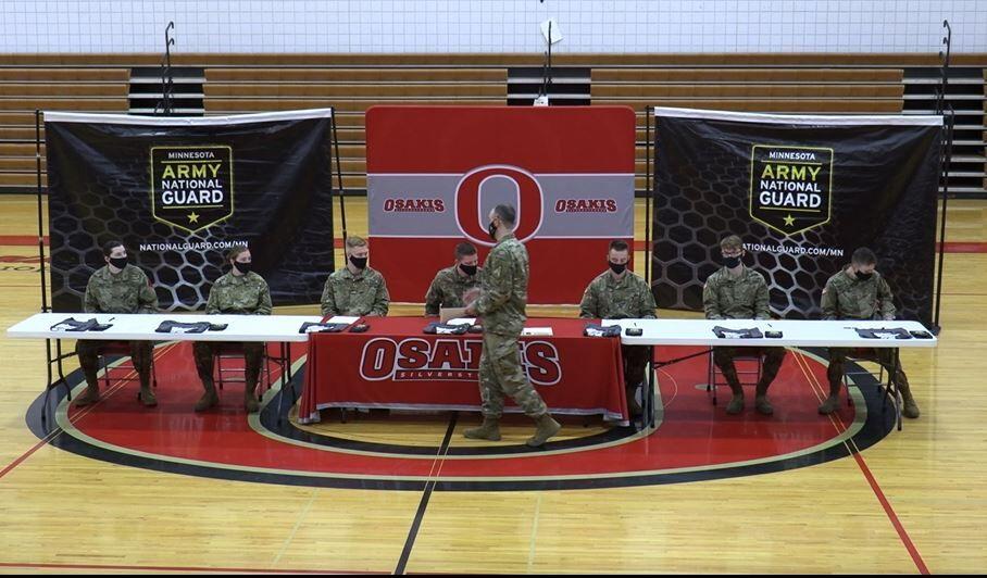 Osakis Recruits