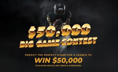 Play the Big Game Contest