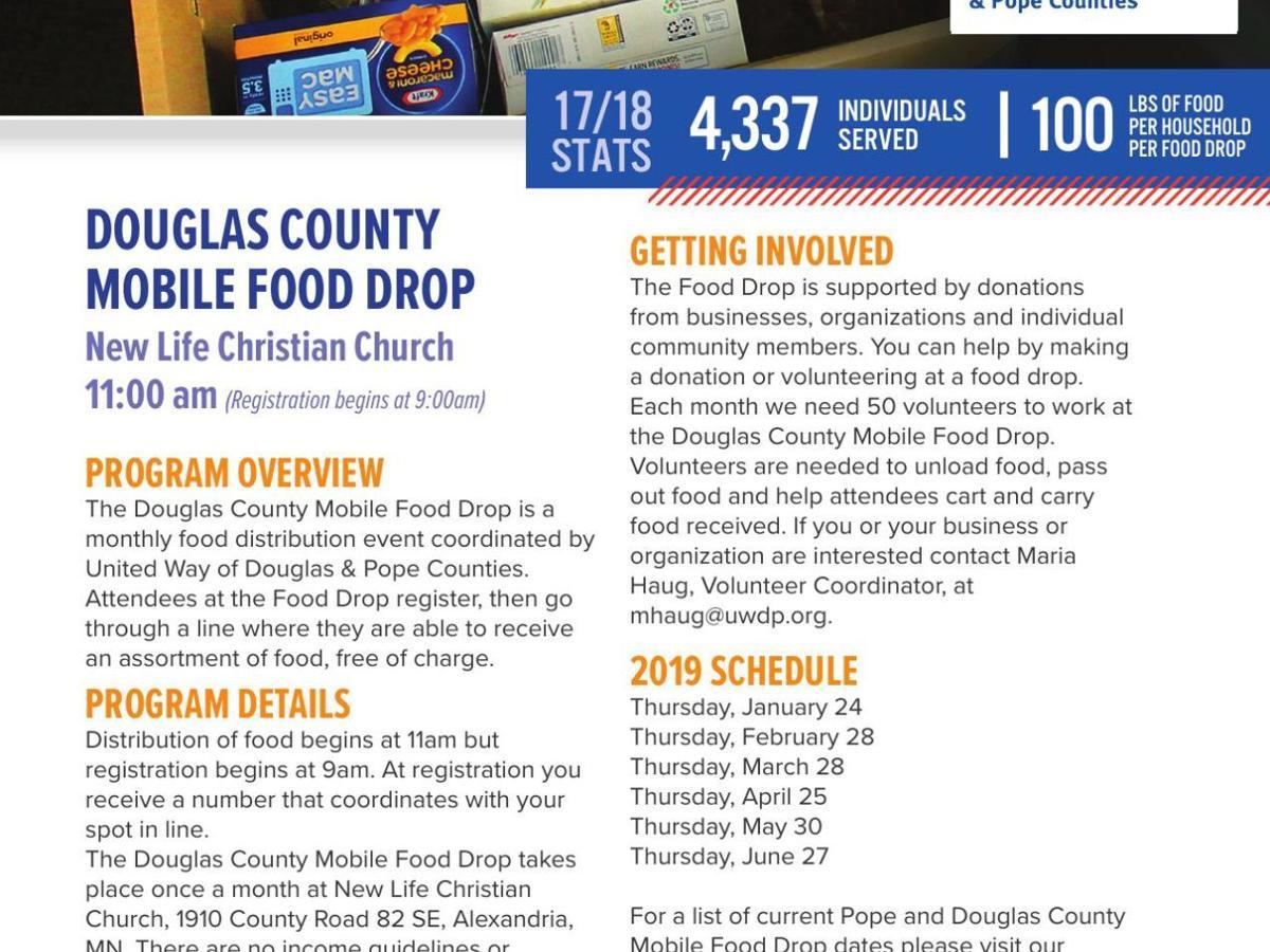 2019 Douglas County Mobile Food Drop