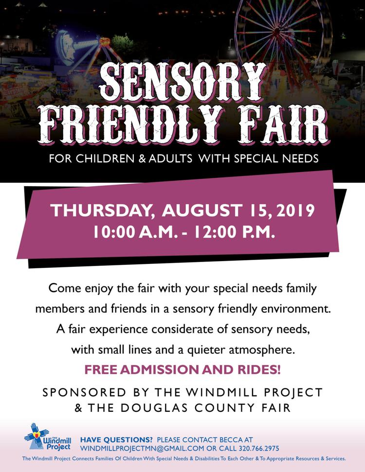 2019 Douglas County Sensory Friendly Fair