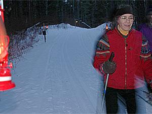 Candlelight Walk at Lake Carlos State Park on January 19th
