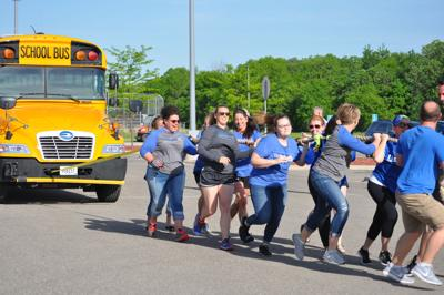United Way of Douglas & Pope County Bus Pull