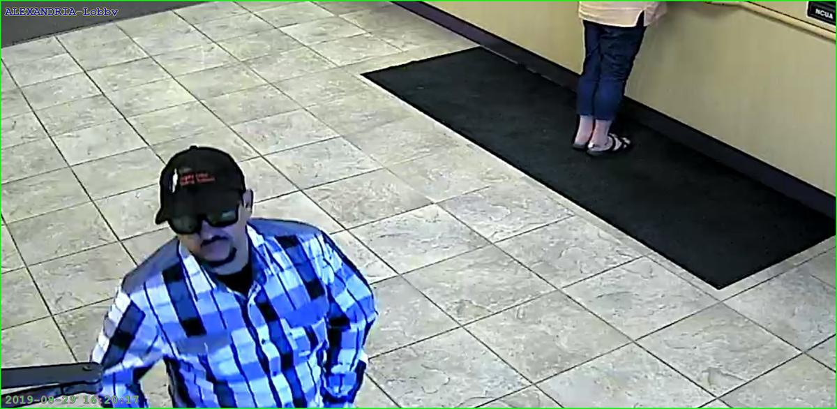 Suspect in Robbery