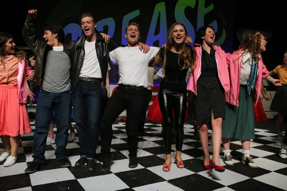 Grease at the Andria Theatre