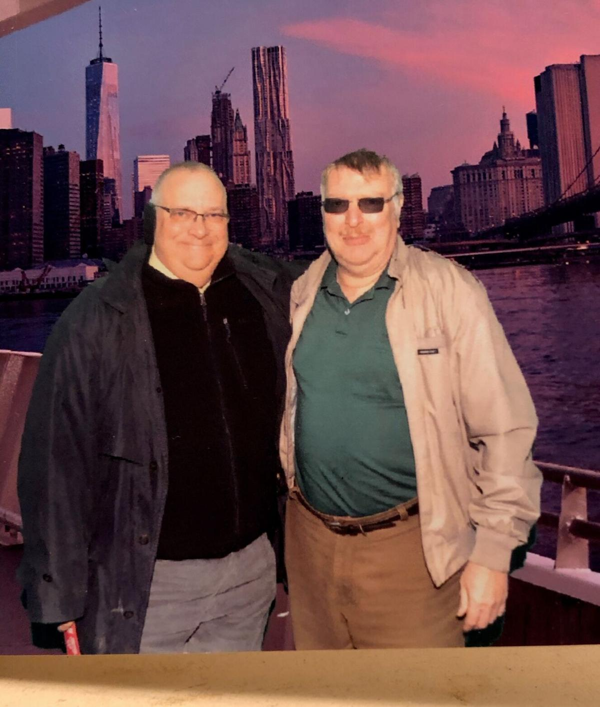 MN Priests in NYC for 15th Anniversary of 9-11