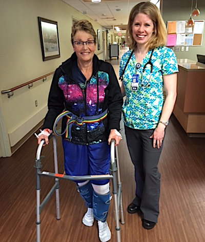 Heartland Orthopedic Specialists Celebrate 10-Year Anniversary at Joint Replacement Center