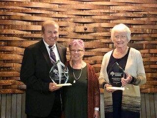 2021 Ruth McDonald Award Winners