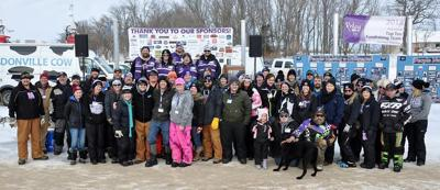 Fishing for the Cure volunteers
