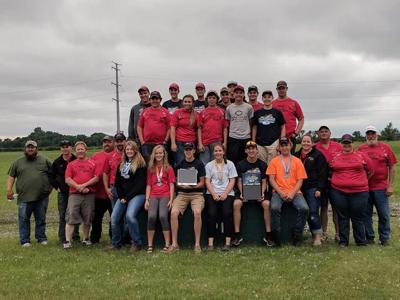 Alexandria Area High School Trap Team -- 2018 MSHSL Clay Target State Tournament qualifier