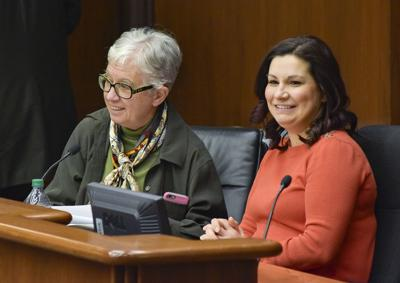 Kahn & Franson Testify in House Ag Finance Committee