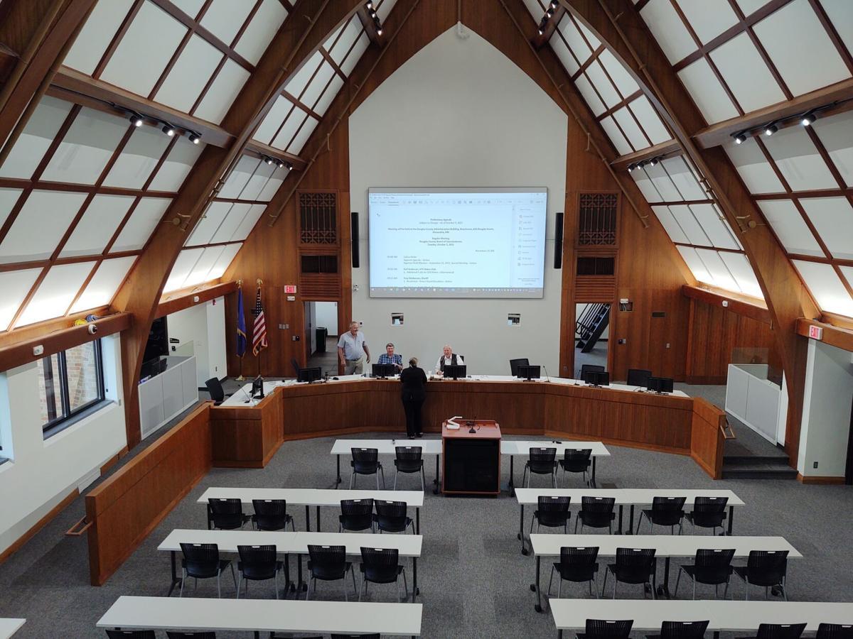 New board chambers