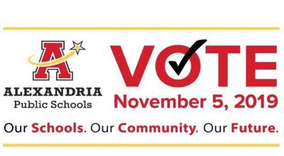 Levy Voting for Alexandria Public Schools this November