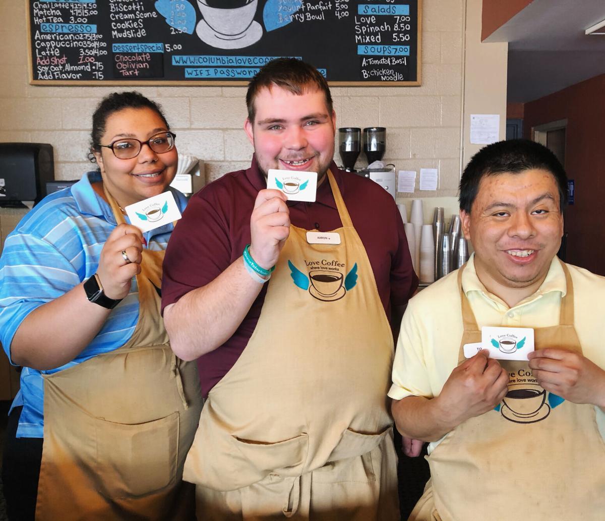 Love Coffee employees