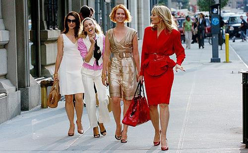 carries closet sex and the city in District of Columbia