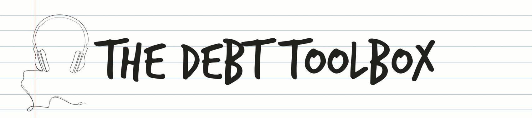 """""""debt"""