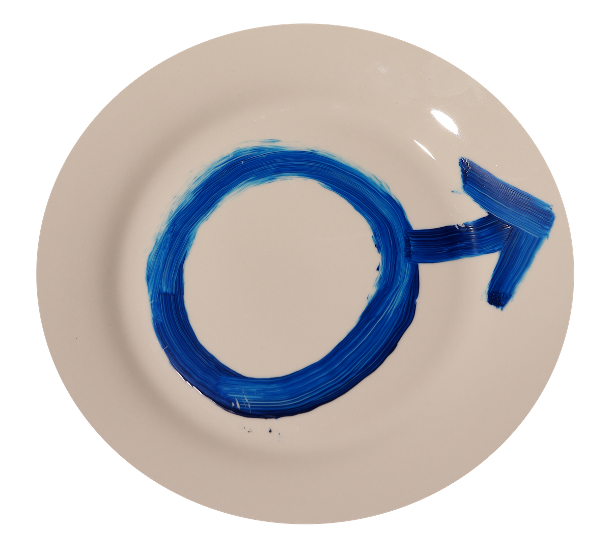 men's mental health plate