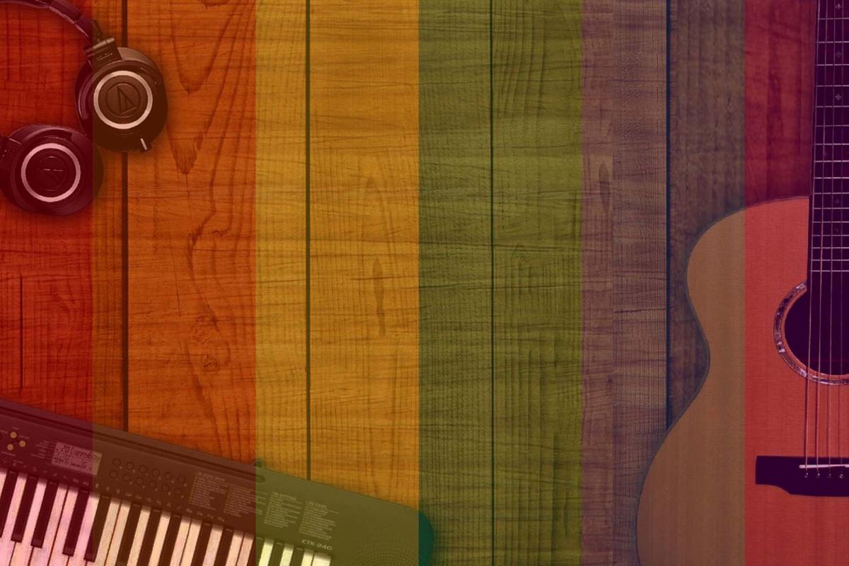 LGBTQ music rep