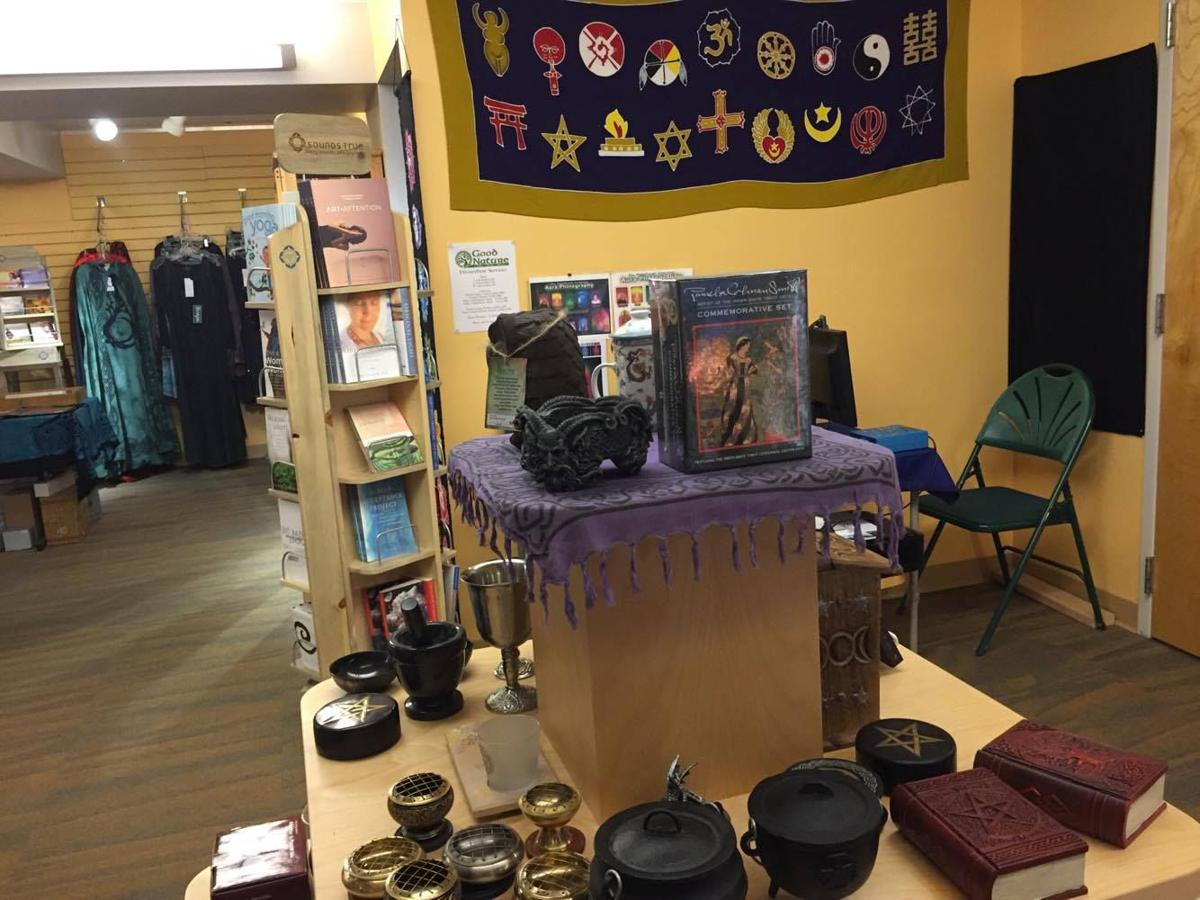 Metaphysical shops in Columbia provide a spirituality fix