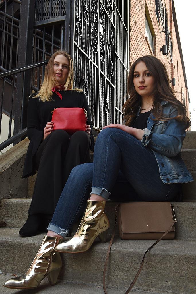 CoMo fashion shoot