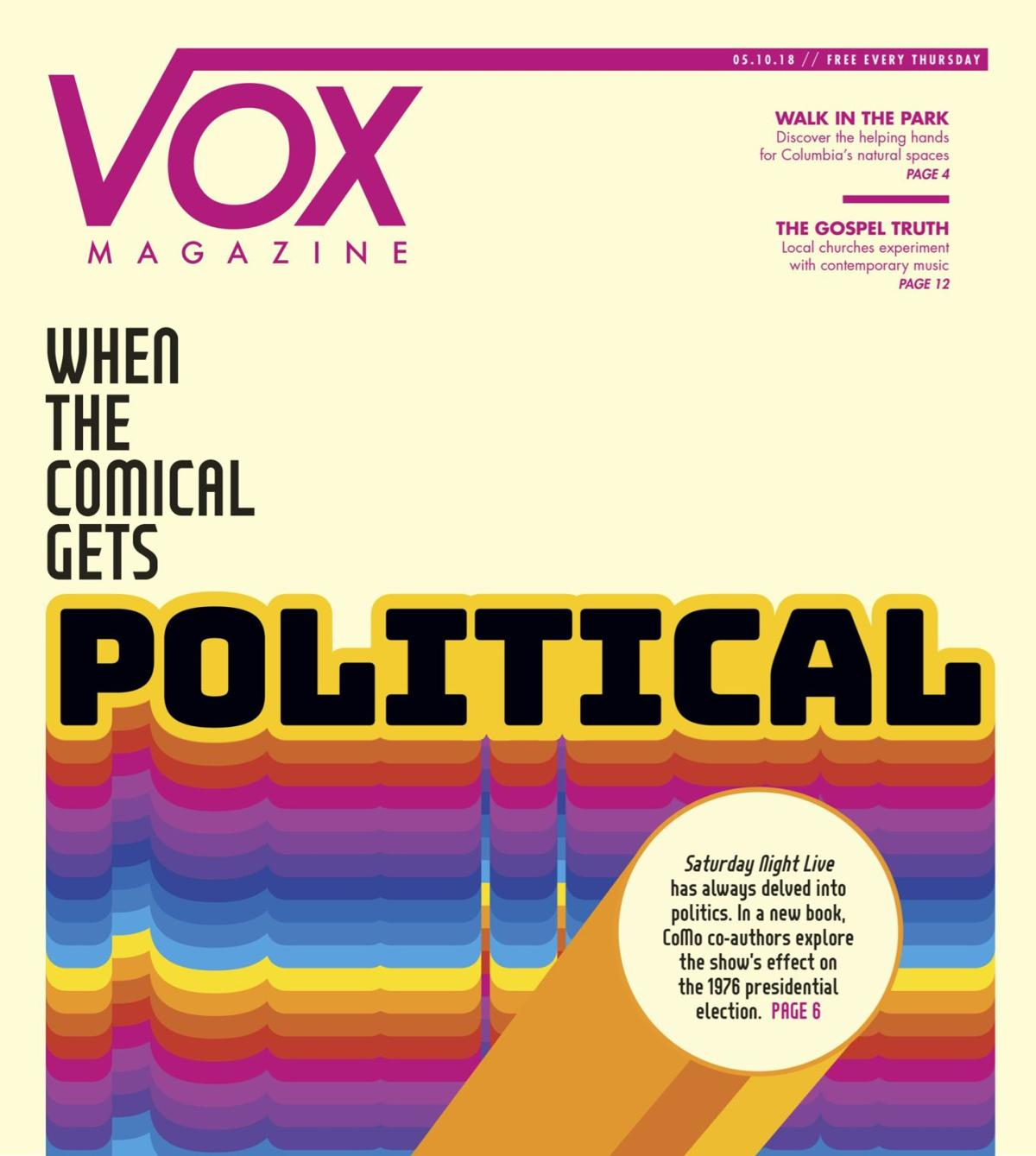 A partnership of performance and politics | Issue Archives | Vox ...
