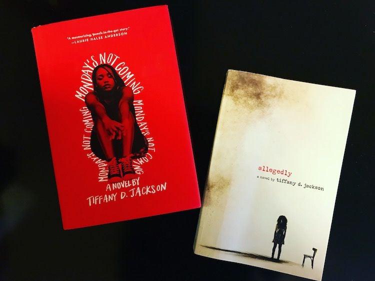 Tiffany D. Jackson books