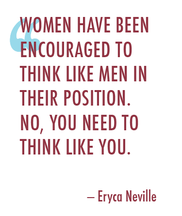Eryca Neville pull quote