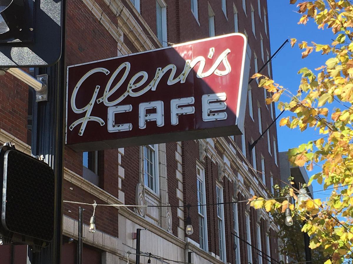 Glenn's sign