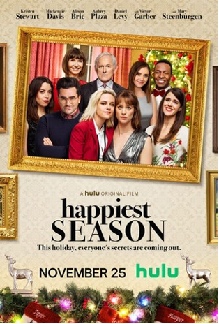Happiest Season poster