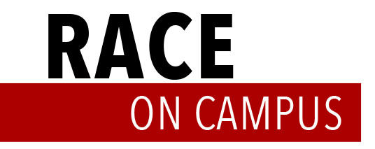 Race on campus graphic