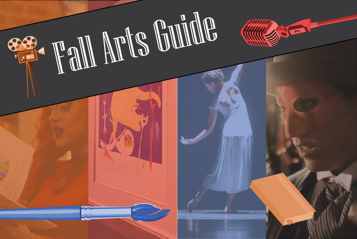 Fall Arts Guide feature online