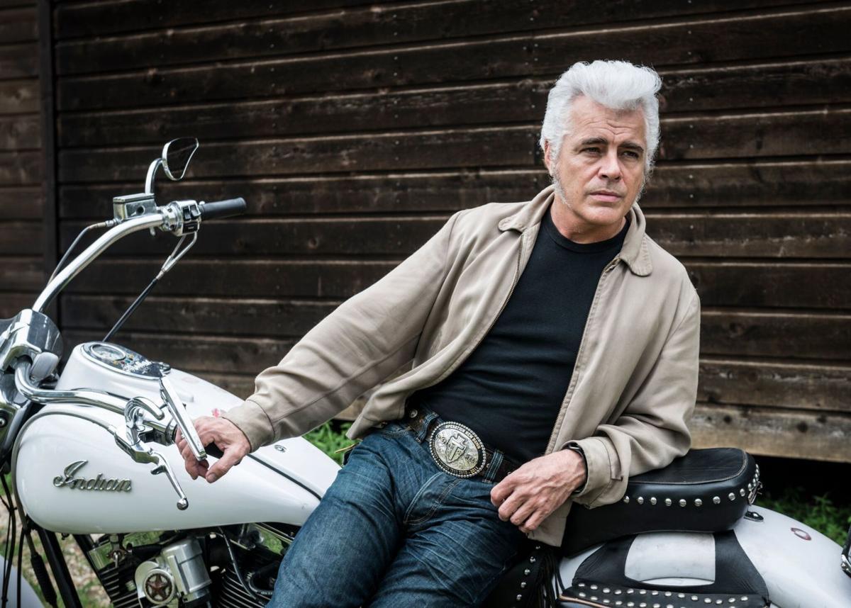 Dale Watson motorcycle