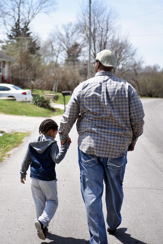 activist and son