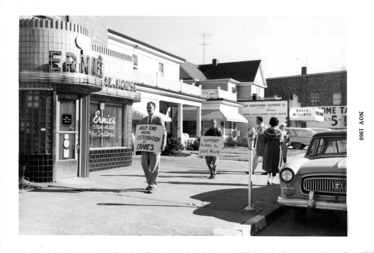1960 Columbia racial protests
