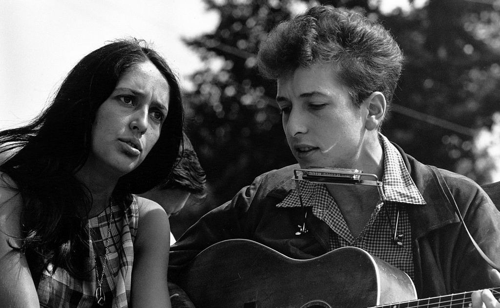 Top five Bob Dylan collaborations
