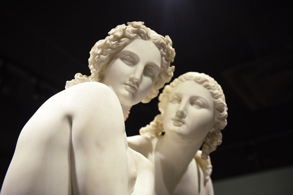 Art Objectification exhibit