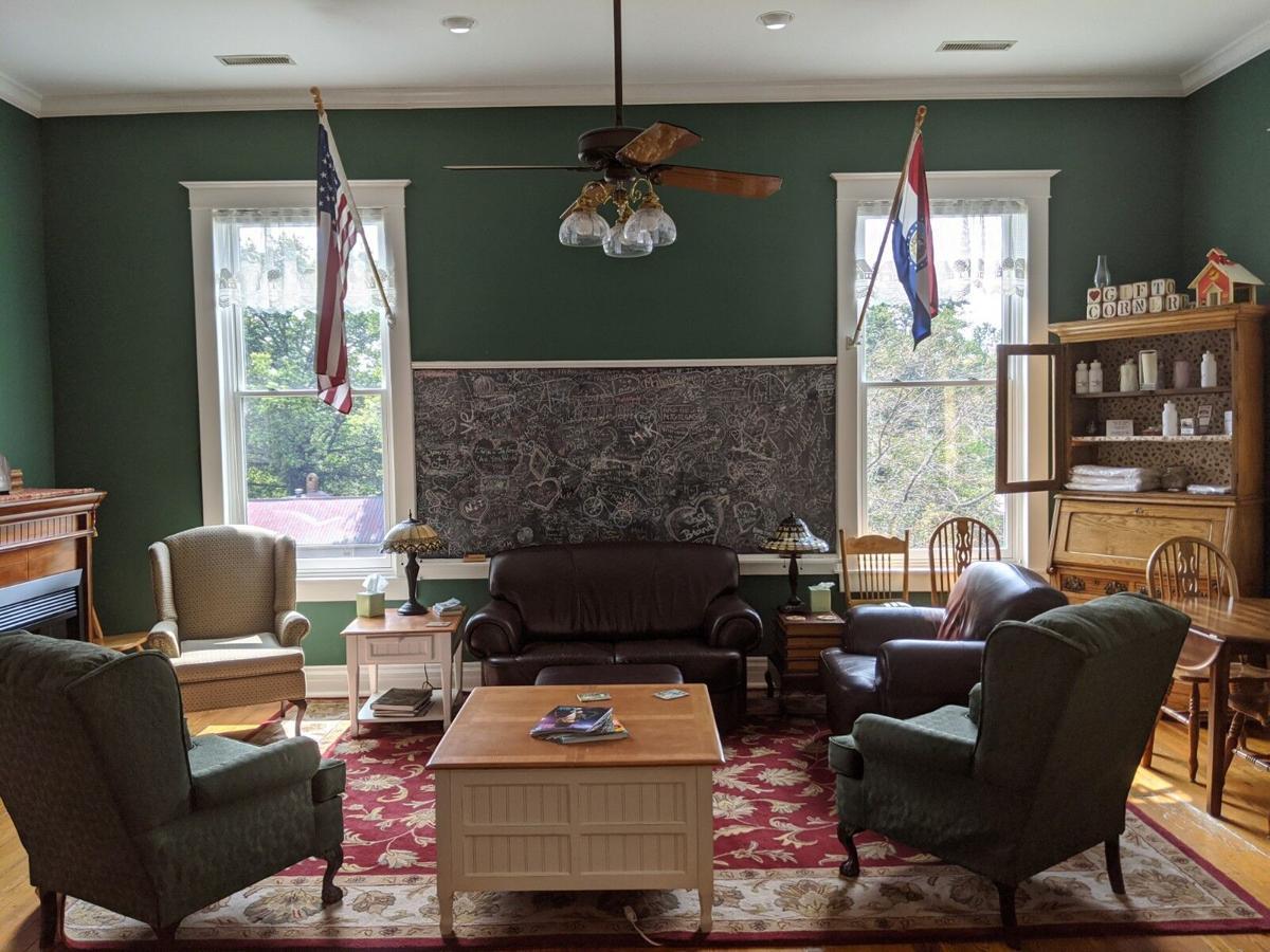 Airbnb Schoolhouse