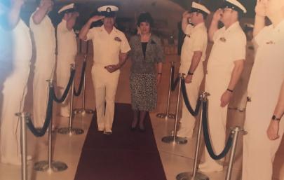 naval retirement