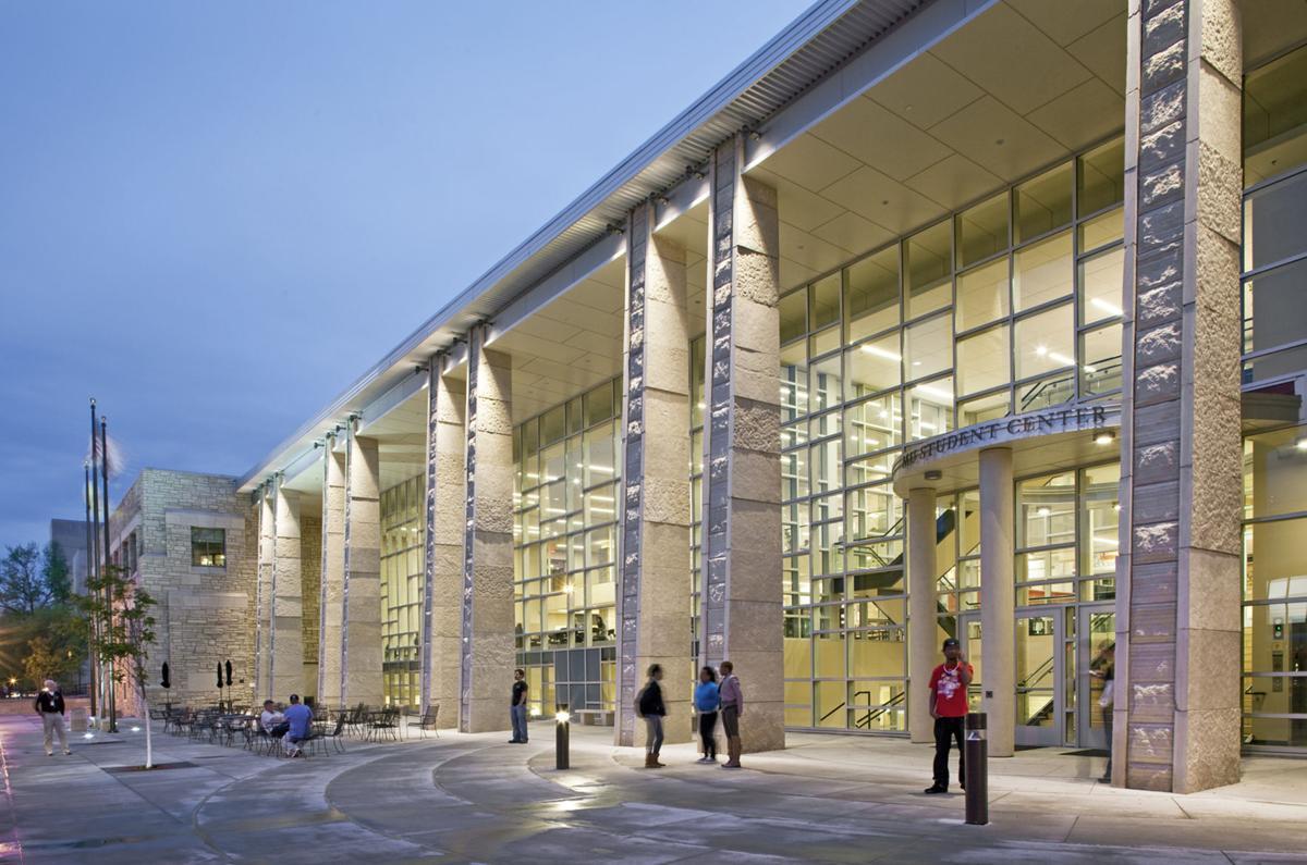 MU student center
