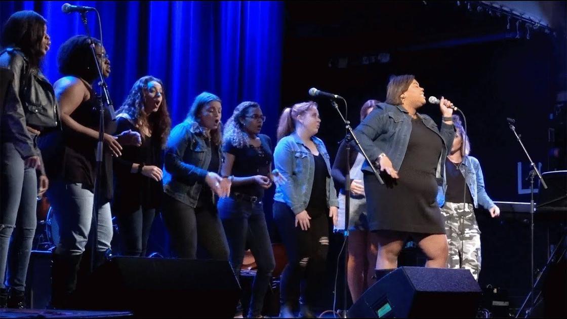 Columbia musicians perform for children's fundraiser