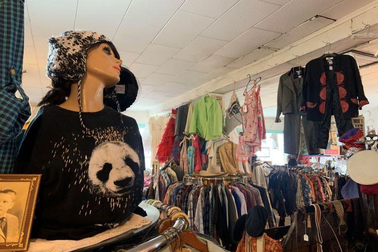 Leo's thrift store
