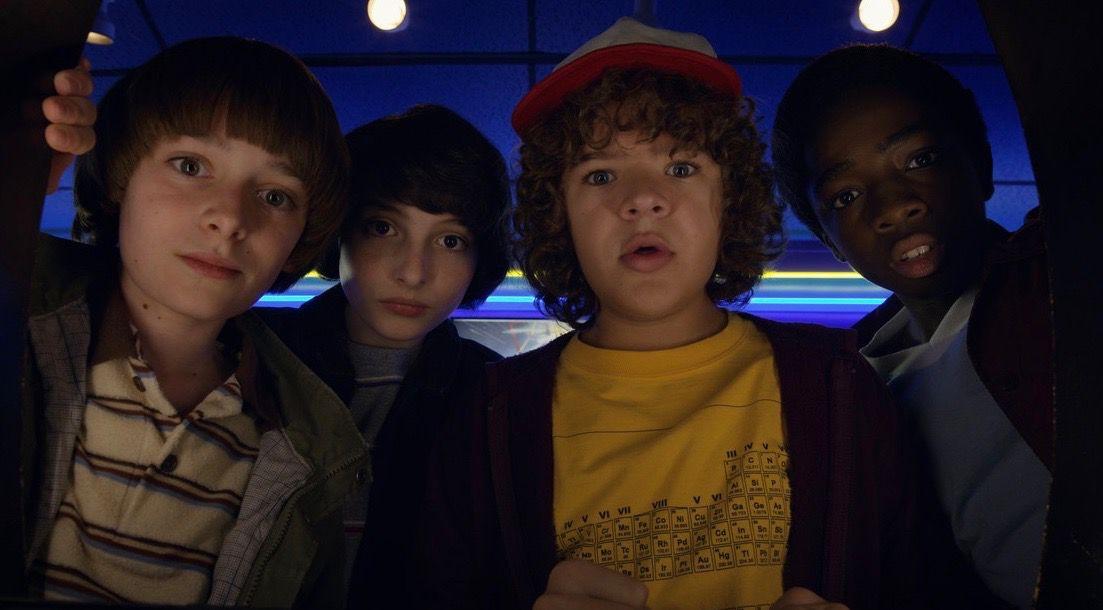 Stranger Things season three image