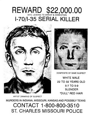 I-70 holds the secrets to a serial killer