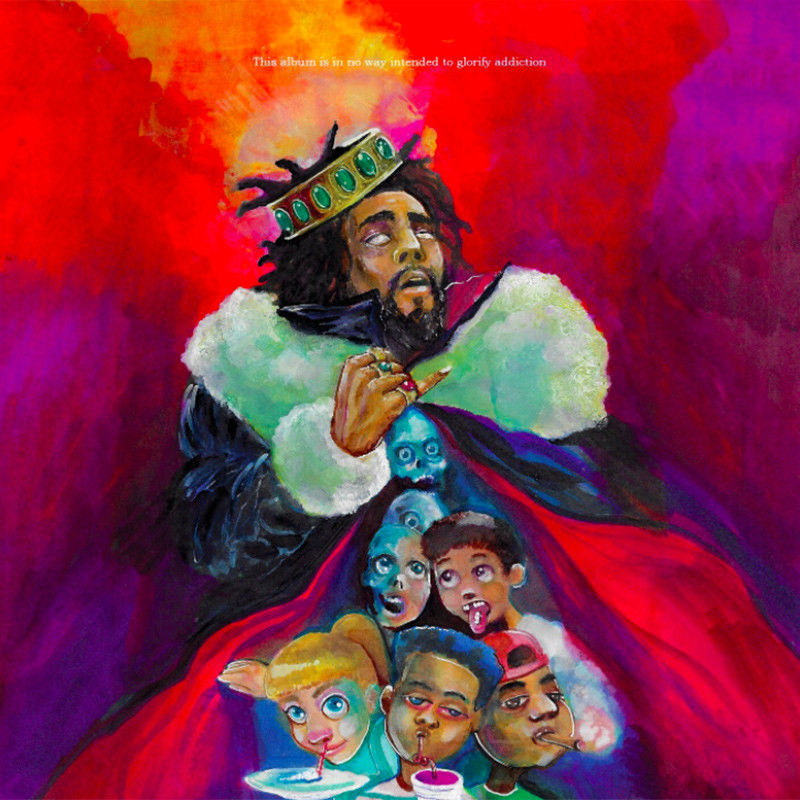 d4708ff4 J. Cole drops absolute knowledge in 'KOD' | Music | Vox Magazine