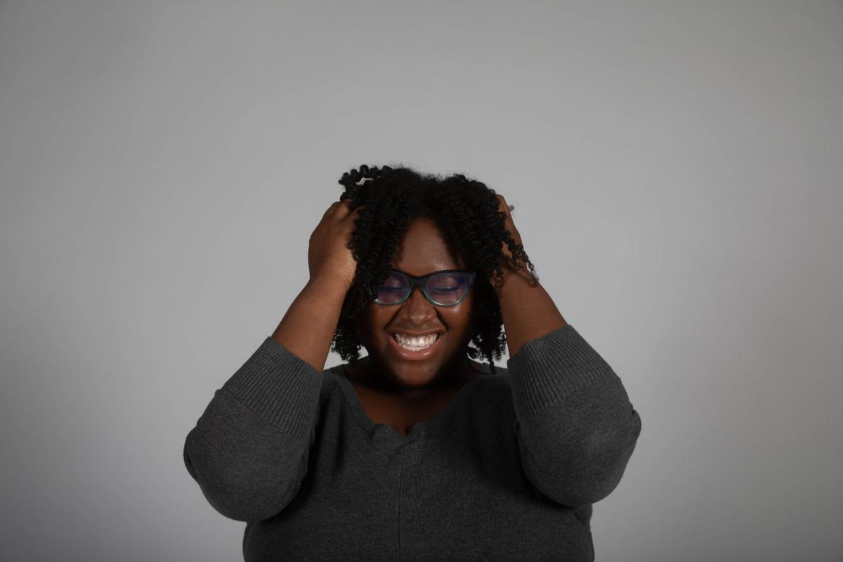 Black beauty - Janae McKenzie