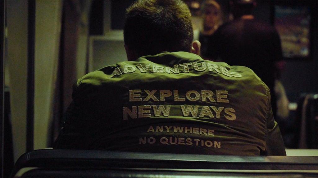Still frame from Miko Revereza's documentary, No Data Plan