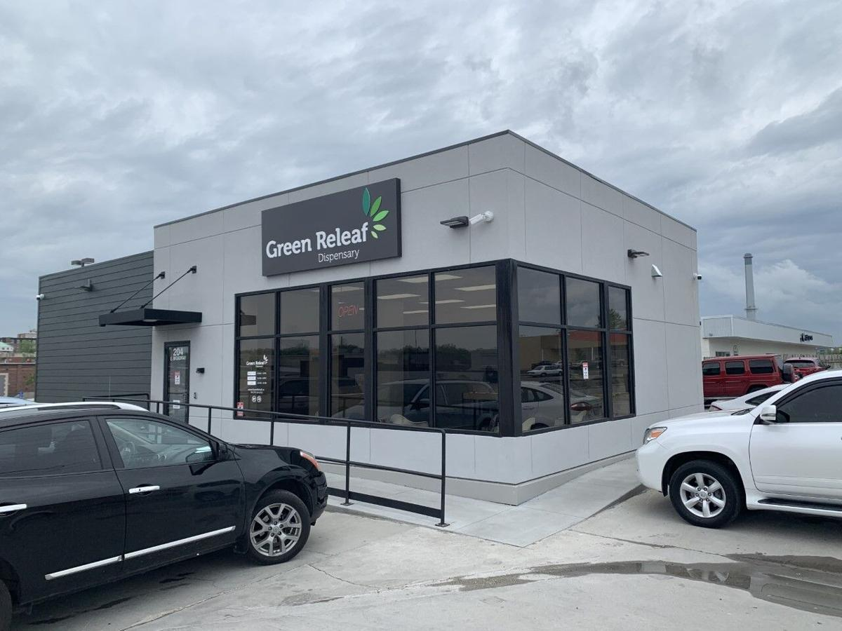 Green Releaf store front