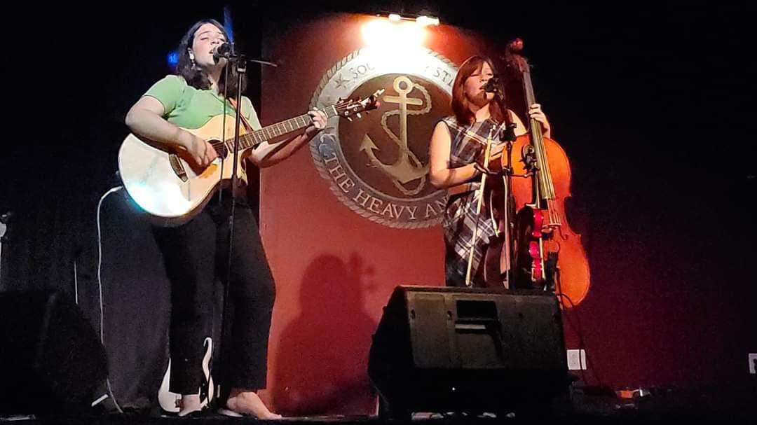 Burney Sisters performance