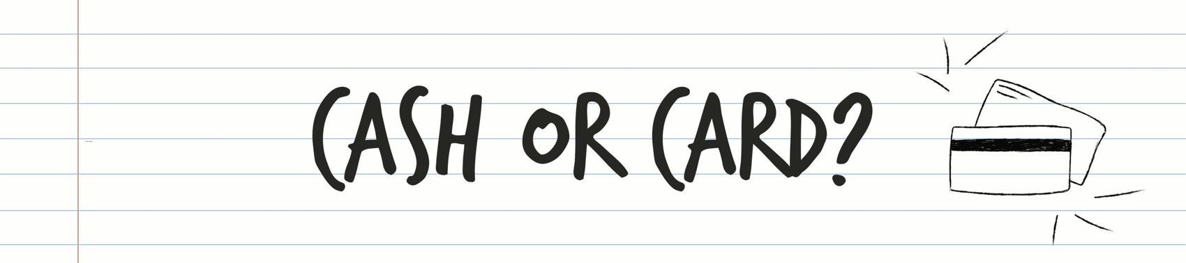 """""""cash"""