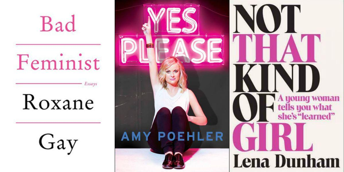 Which comedy memoir should you read first?